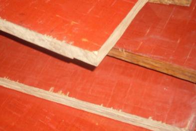 影响竹胶板的使用次数的原因