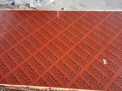 阻燃竹胶板