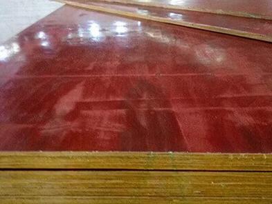 建筑用木模板